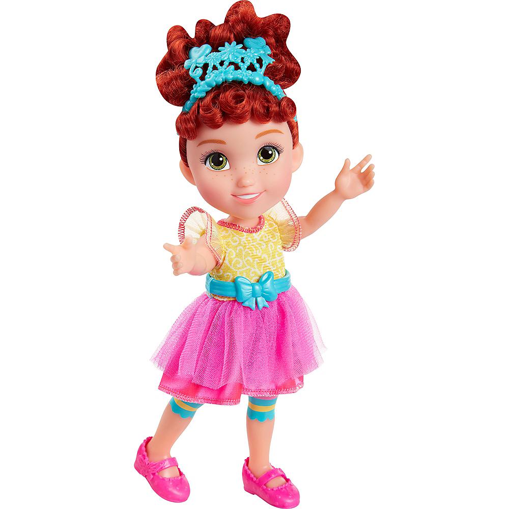 Fancy Nancy Doll with Bag of Fancy Image #3