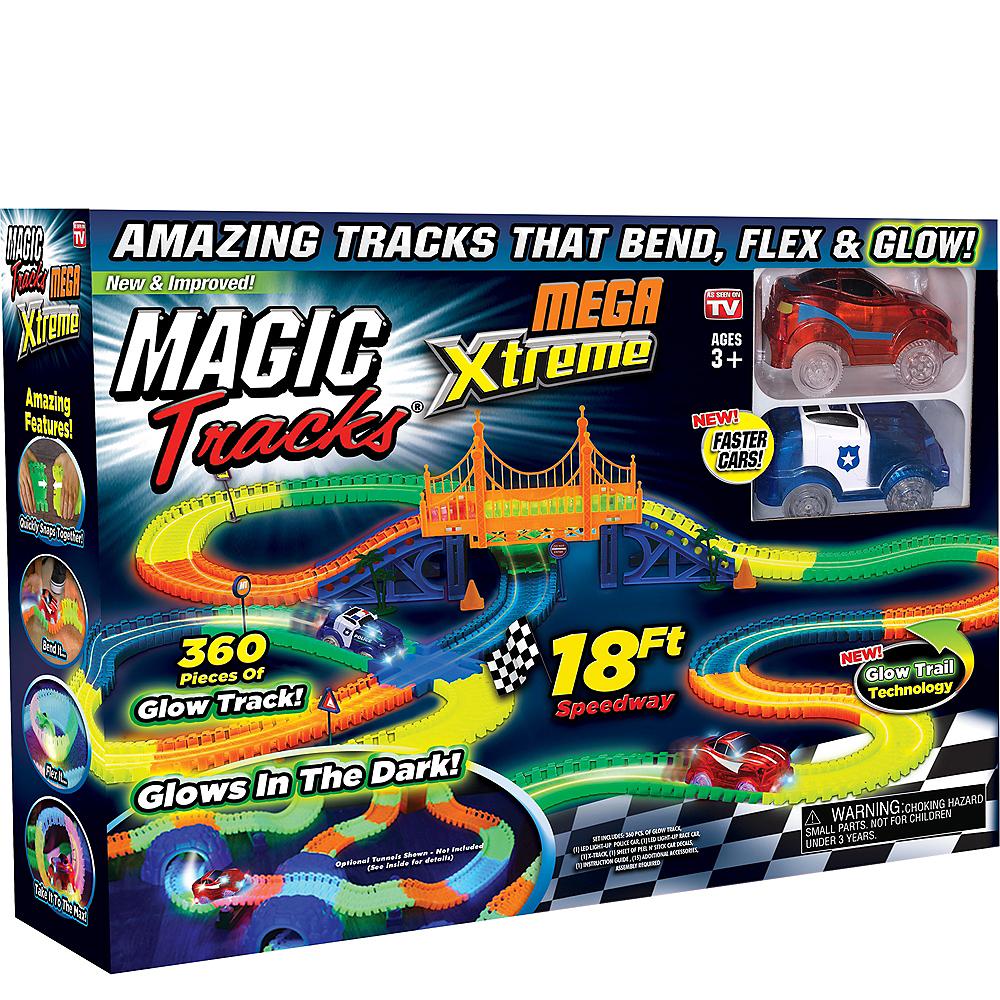 Magic Tracks Xtreme Mega Set Image #1