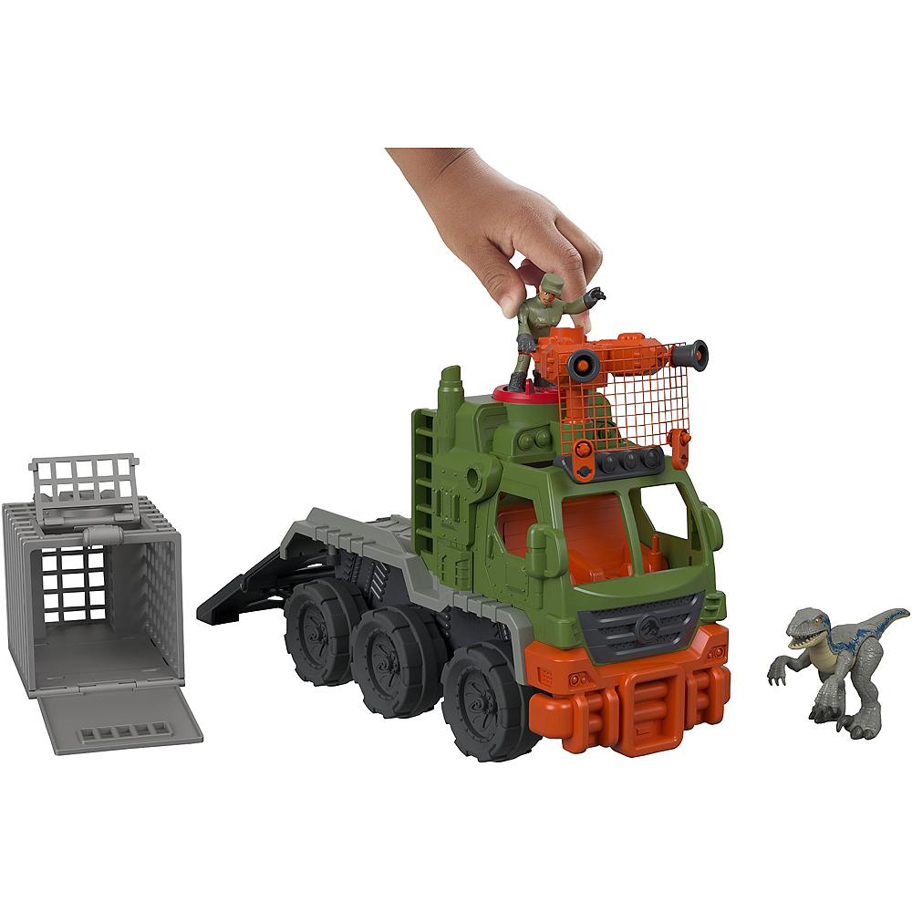 Imaginext® Jurassic World™ Dinosaur Hauler Image #2