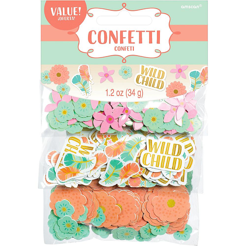 Boho Girl Confetti Image #2