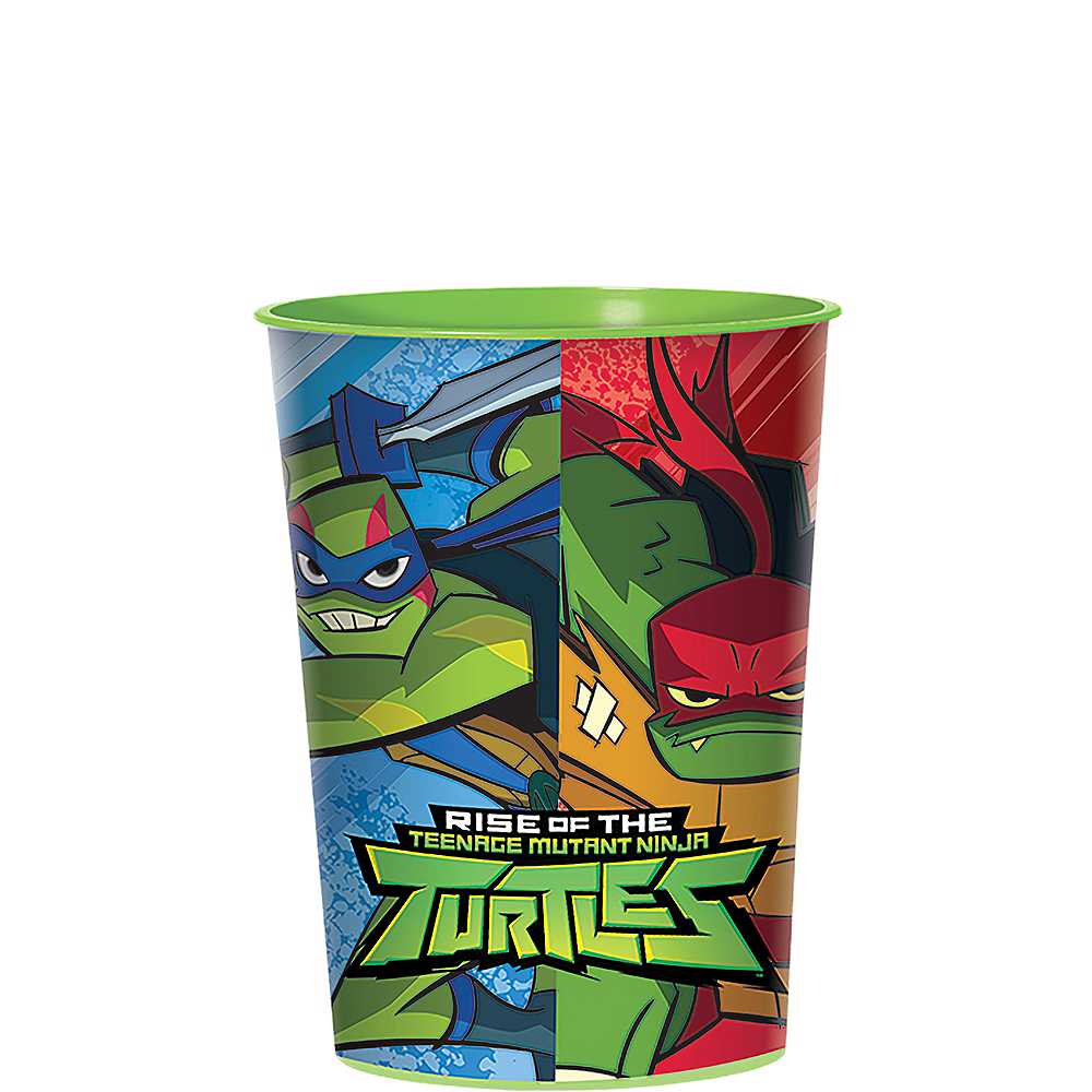 Nav Item for Rise of the Teenage Mutant Ninja Turtles Favor Cup Image #1