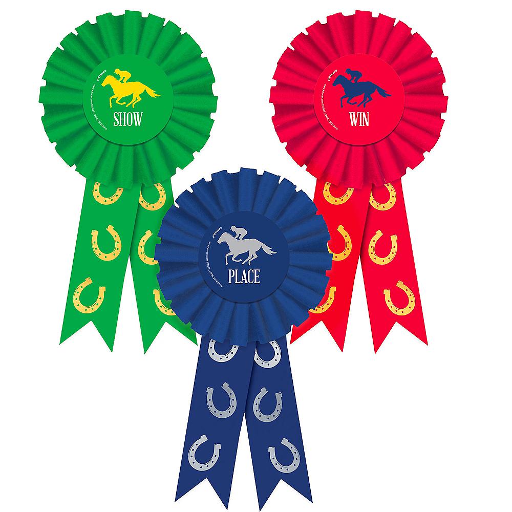 Horse Race Award Ribbons 3ct | Party City