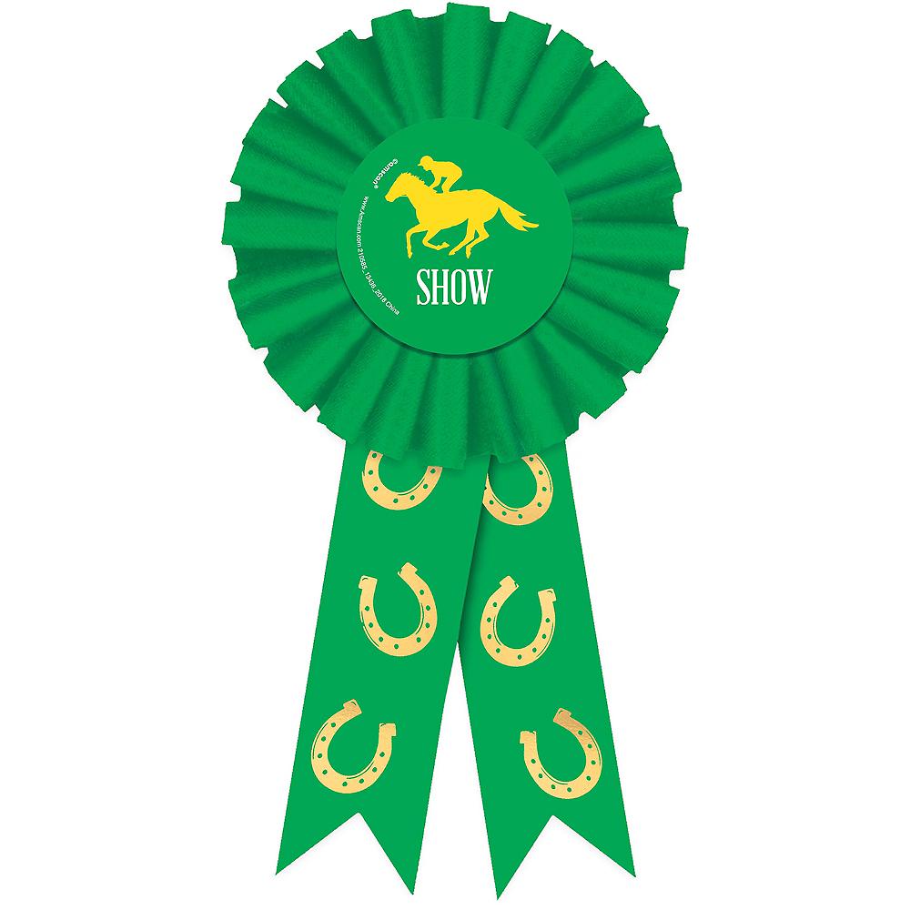 Horse Race Award Ribbons 3ct Image #3