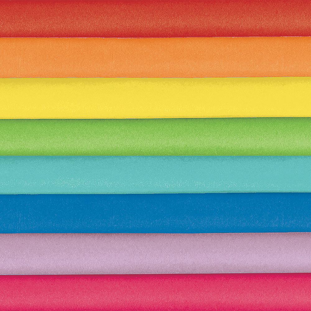 Rainbow Tissue Paper 40ct Image #1
