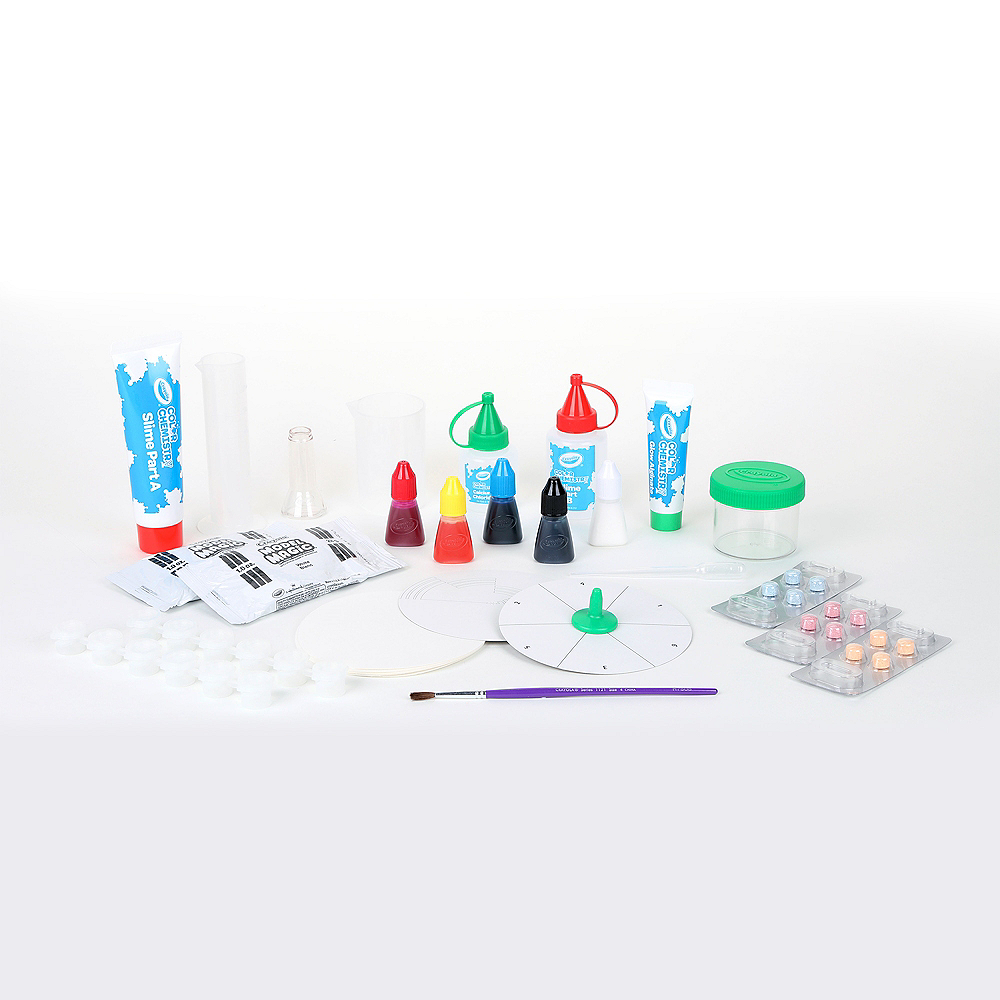 Crayola Chemistry Lab Set Image #2