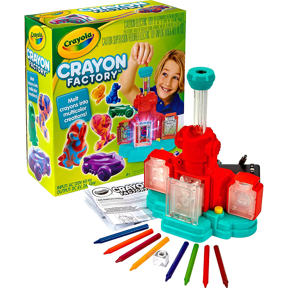 Nav Item for Crayola Crayon Factory Image #2