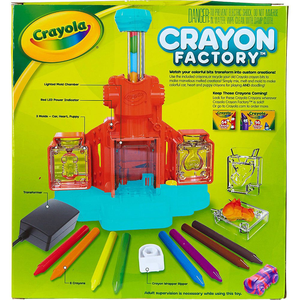 Nav Item for Crayola Crayon Factory Image #4