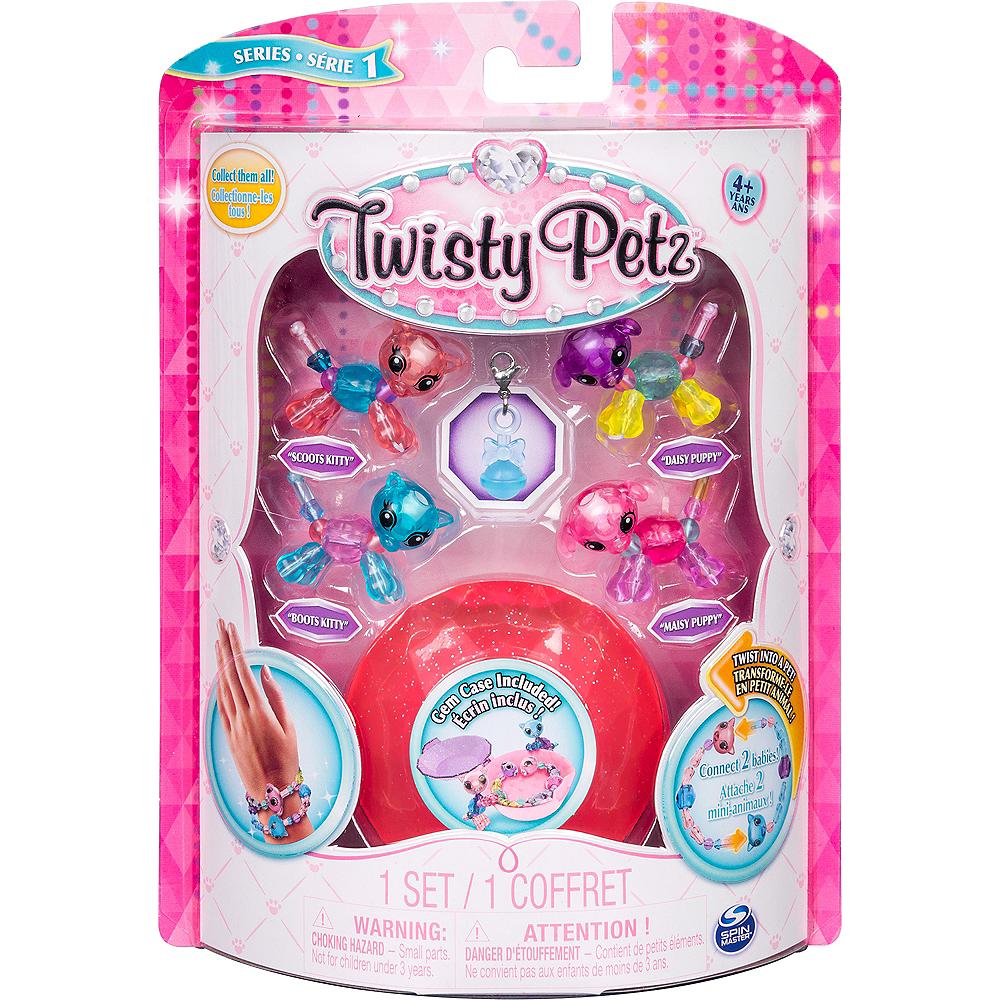 Twisty Petz Babies 4-Pack Collectible Bracelet Set Image #1