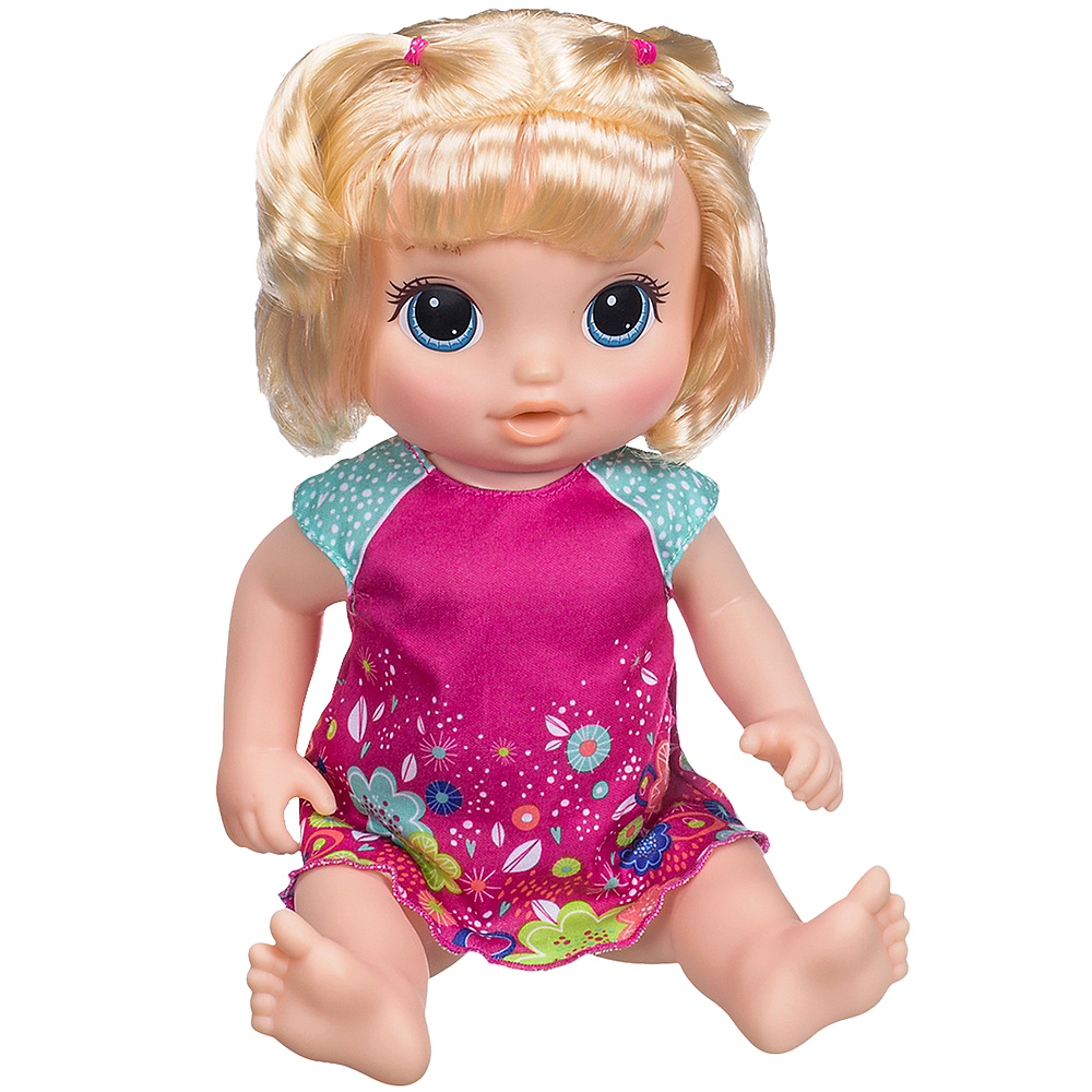 Blonde Baby Alive Potty Dance Baby Doll Exclusive Value Pack Image #1 ...