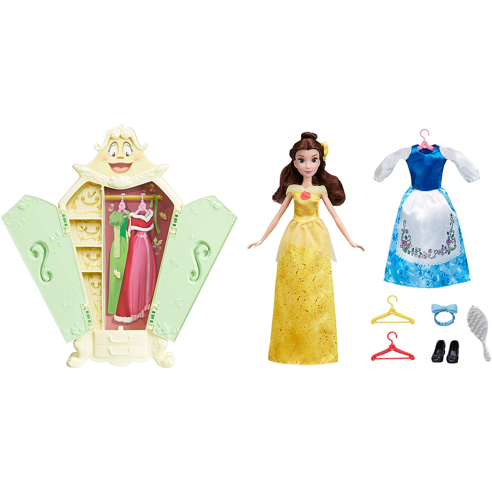 Disney Princess Belle's Wardrobe Style Set Image #1