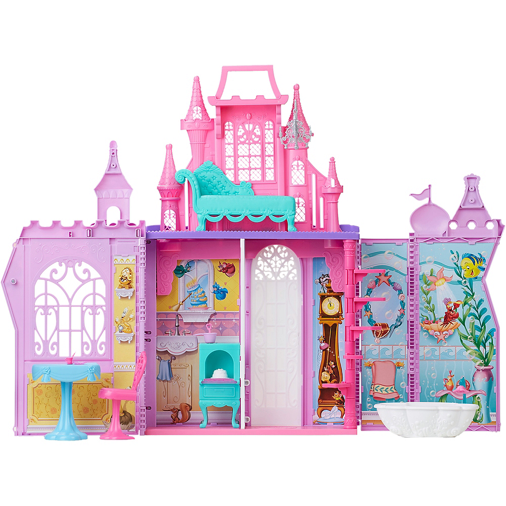 Disney Princess Pop-Up Palace Image #1