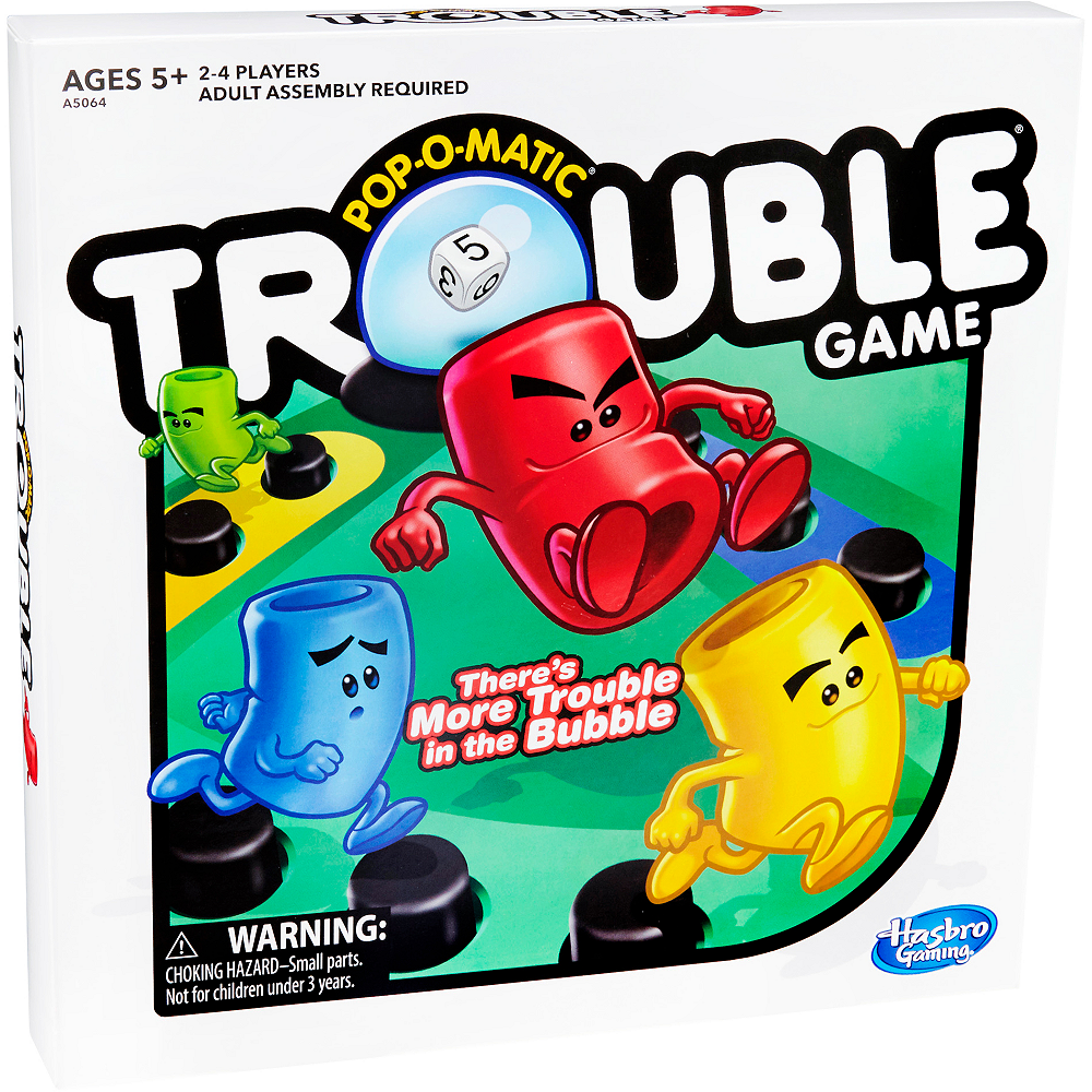 Trouble Board Game Image #2
