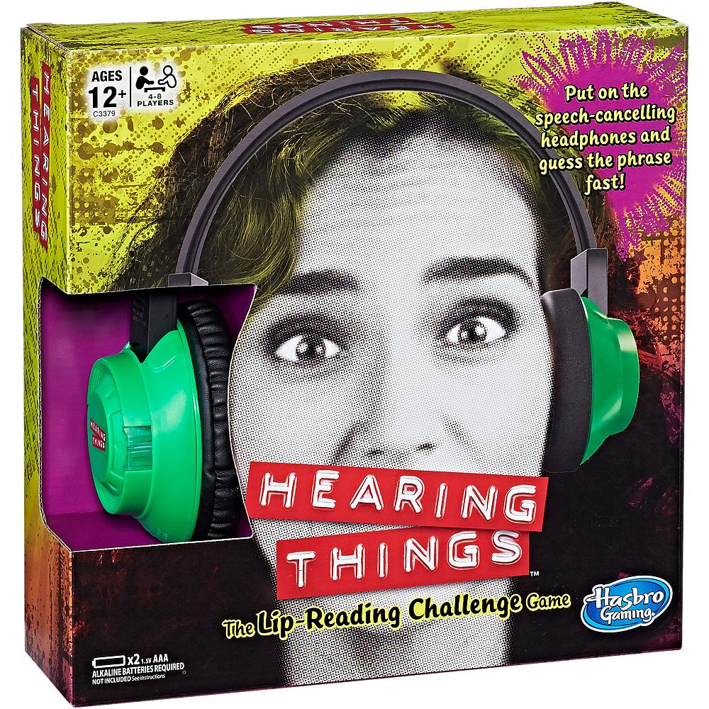 Hearing Things Game Image #1