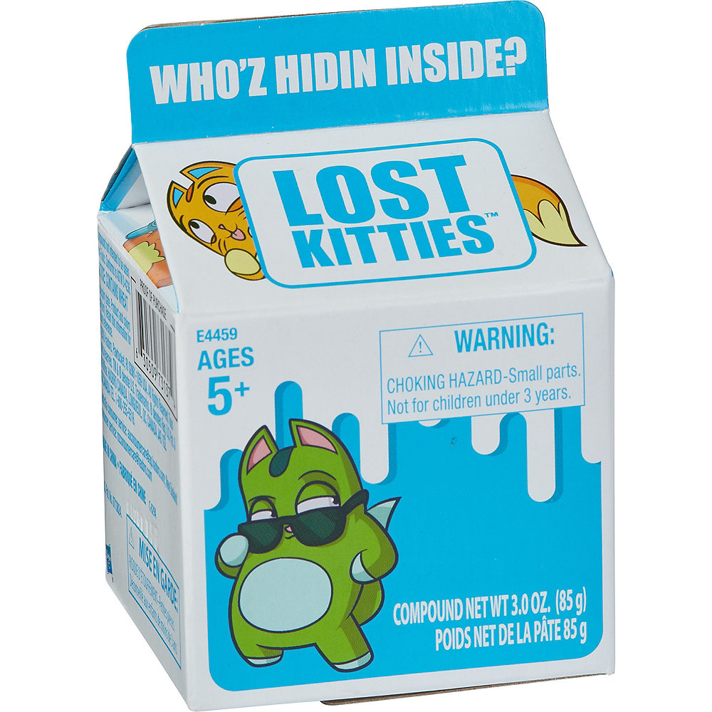 Lost Kitties Mystery Pack Image #2