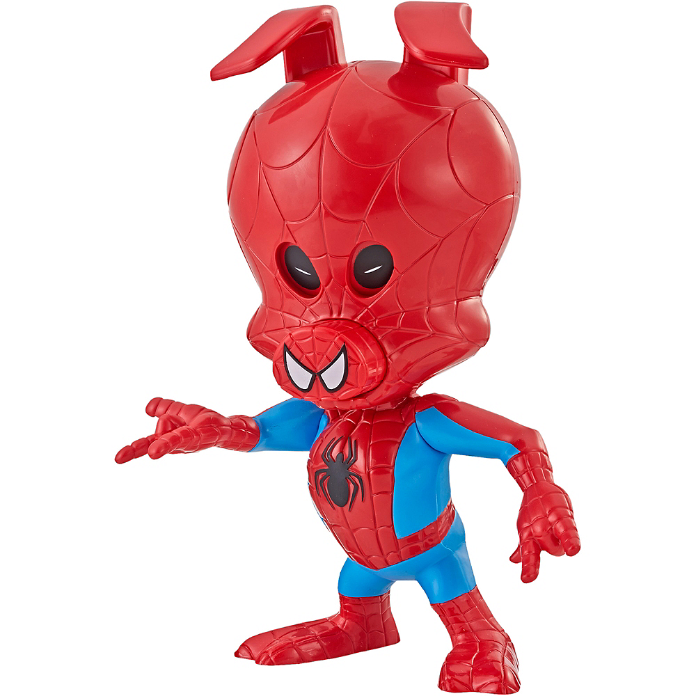 Spin Vision Spider-Ham Figure - Spider-Man: Into the Spider-Verse Image #1