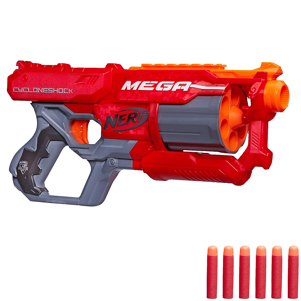 Nav Item for Nerf N-Strike Mega CycloneShock Image #1