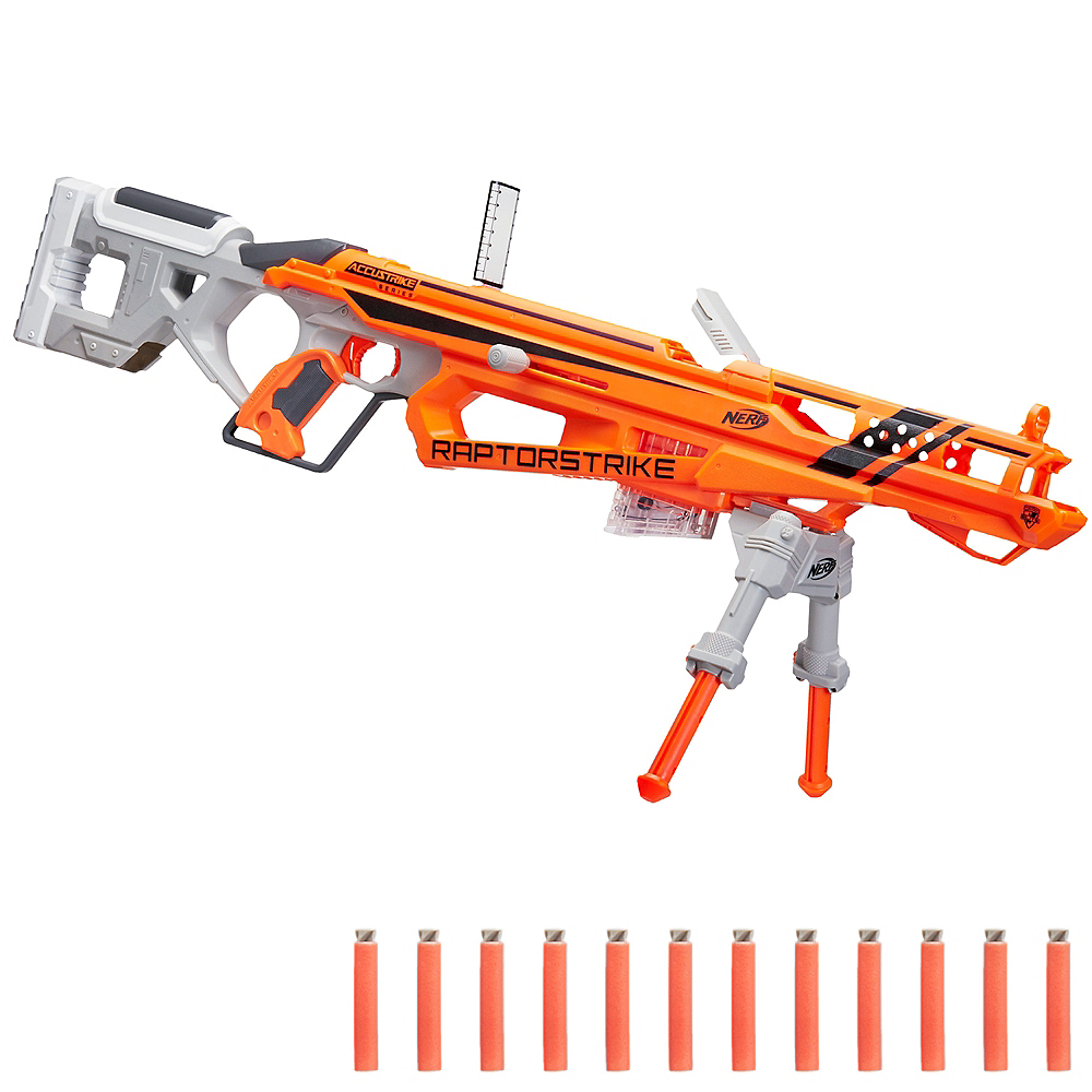 Nav Item for Nerf N-Strike Elite AccuStrike RaptorStrike Image #1