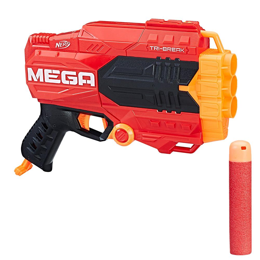 Nerf N-Strike Mega Tri-Break Image #1