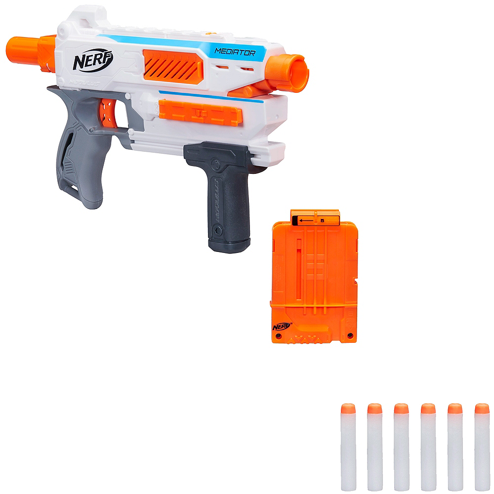 Nav Item for Nerf N-Strike Modulus Mediator Image #1