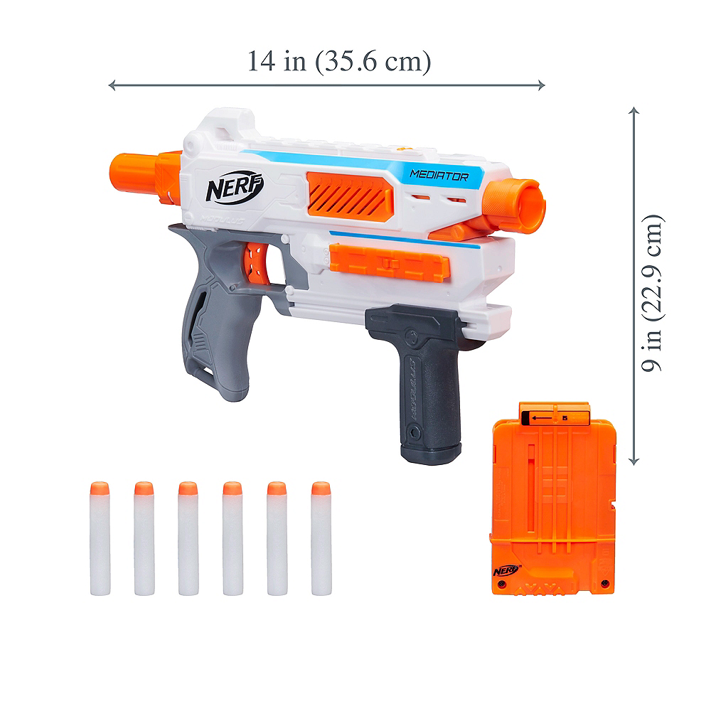 Nav Item for Nerf N-Strike Modulus Mediator Image #2