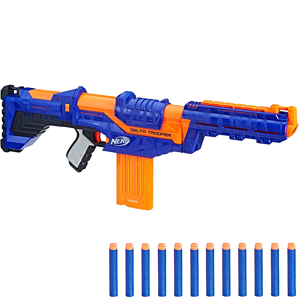 Nerf N-Strike Elite Delta Trooper Image #1