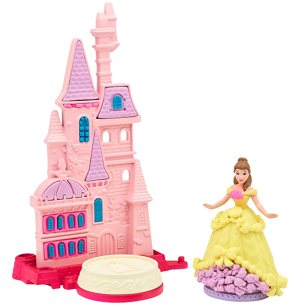 Play-Doh Disney Princess Sparkle Kingdom Image #1