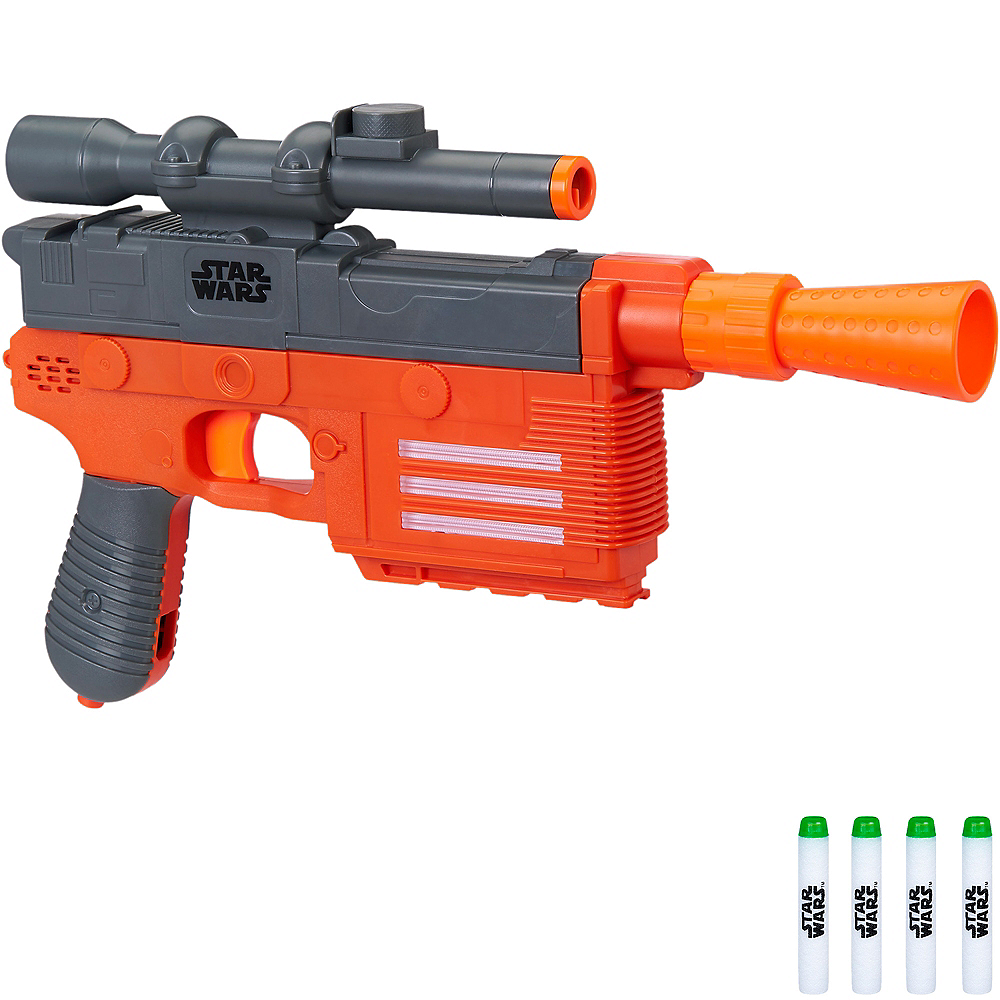 Star Wars Nerf Han Solo Blaster Image #1