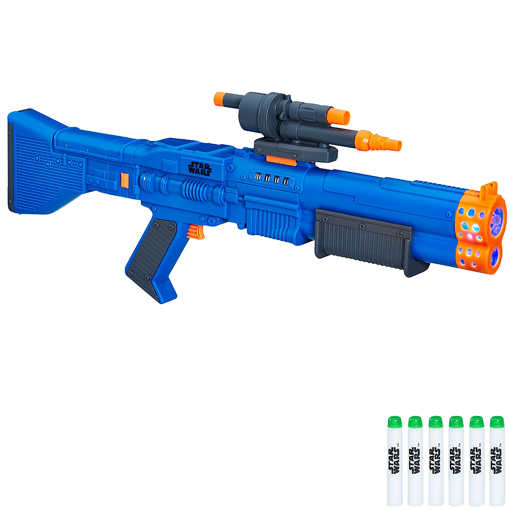 Nav Item for Star Wars Nerf Chewbacca Blaster Image #1
