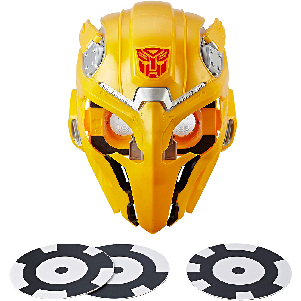 Bee Vision AR Experience - Transformers: Bumblebee Image #1