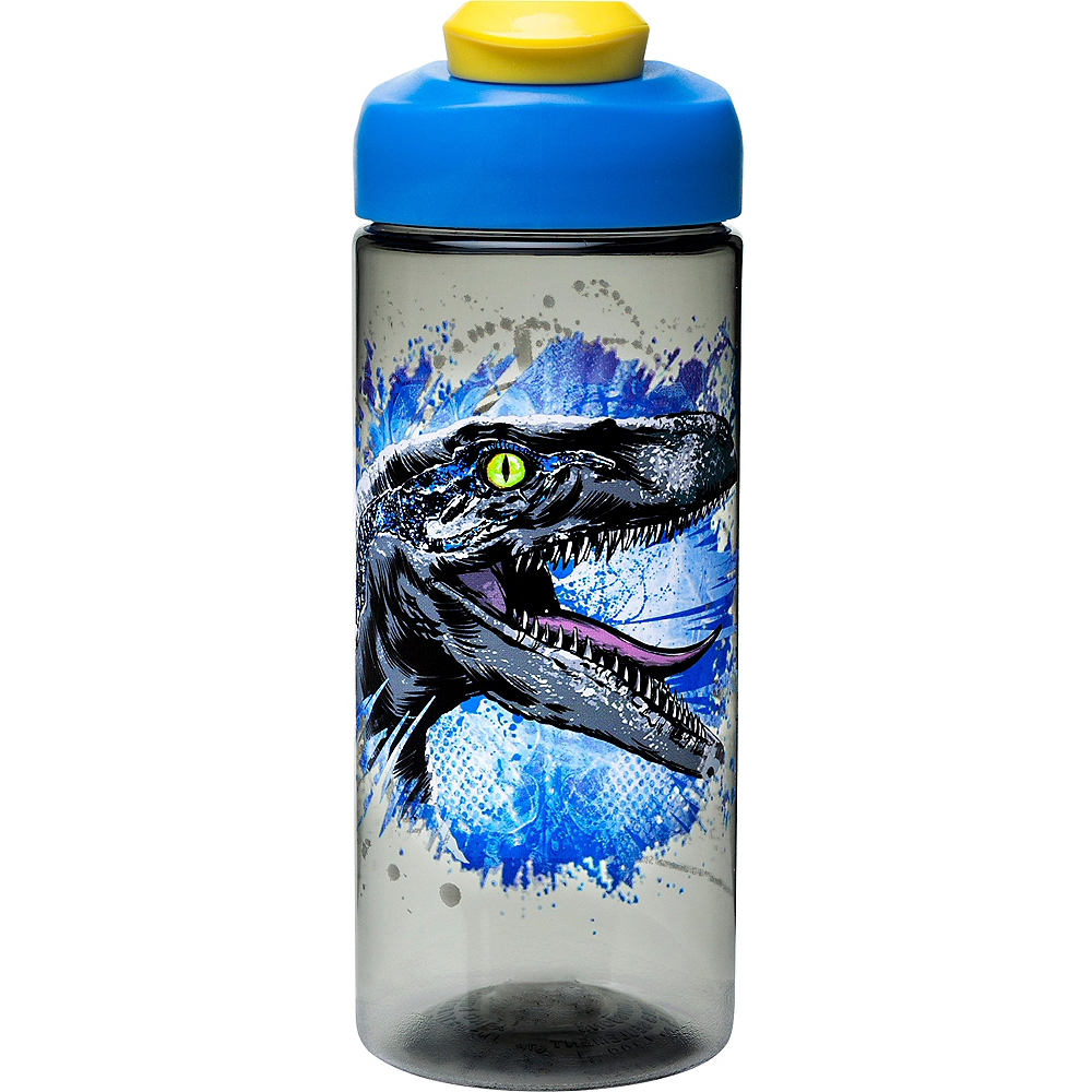 Jurassic World Water Bottle Image #1