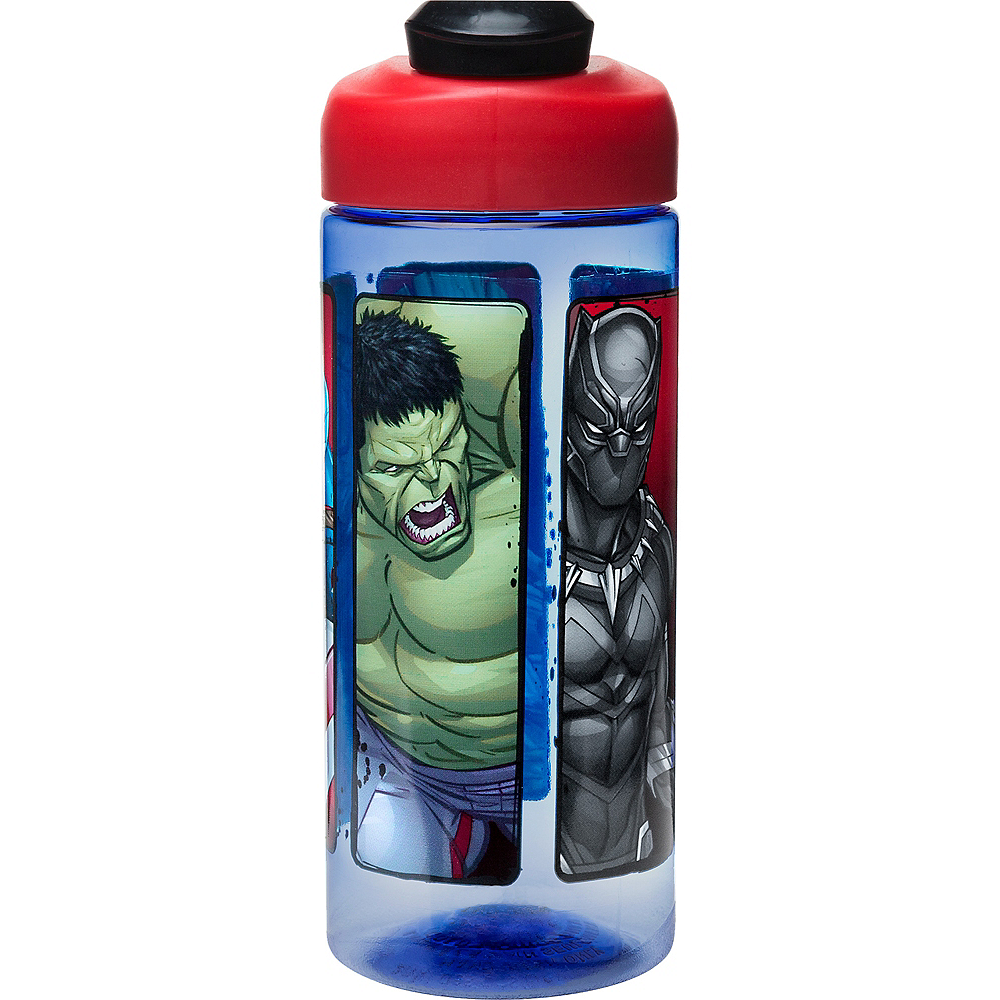 Avengers Water Bottle Image #1