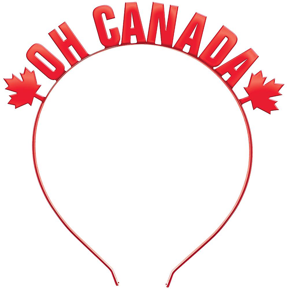 Oh Canada Headband Image #1