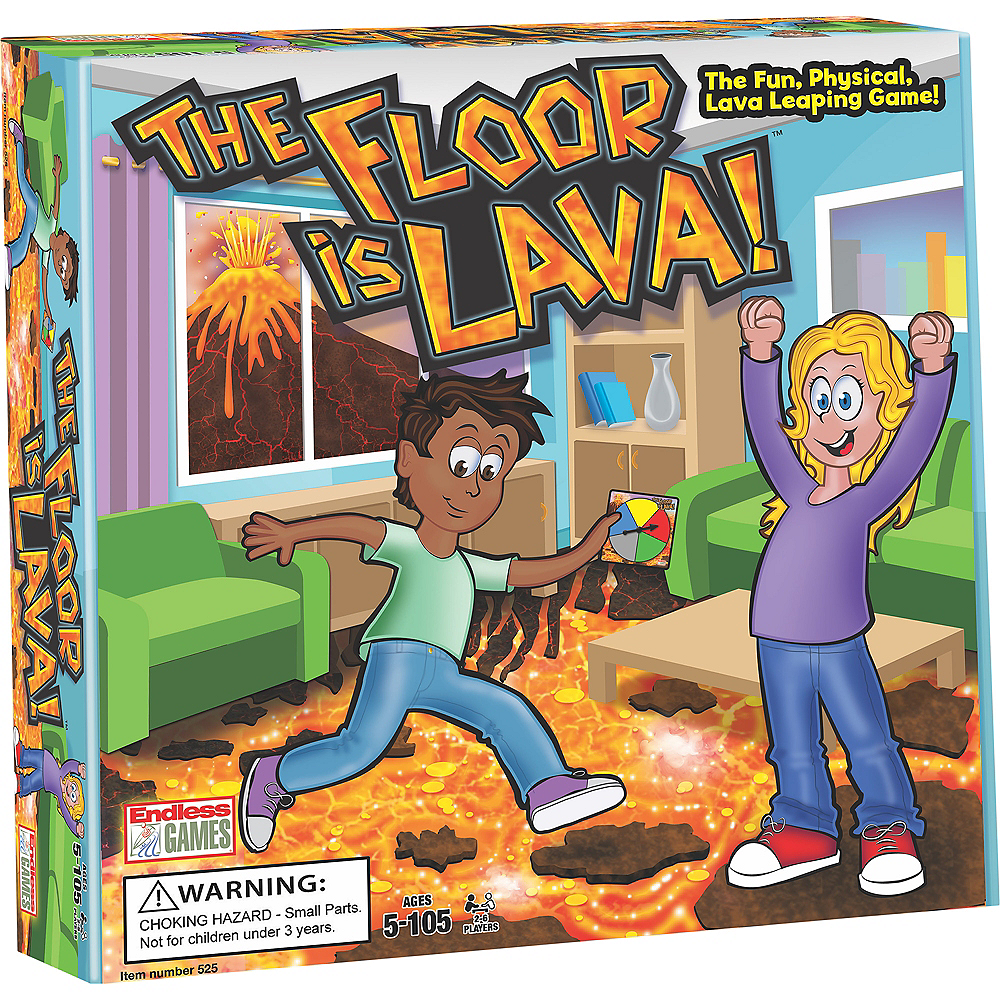The Floor is Lava! Image #1
