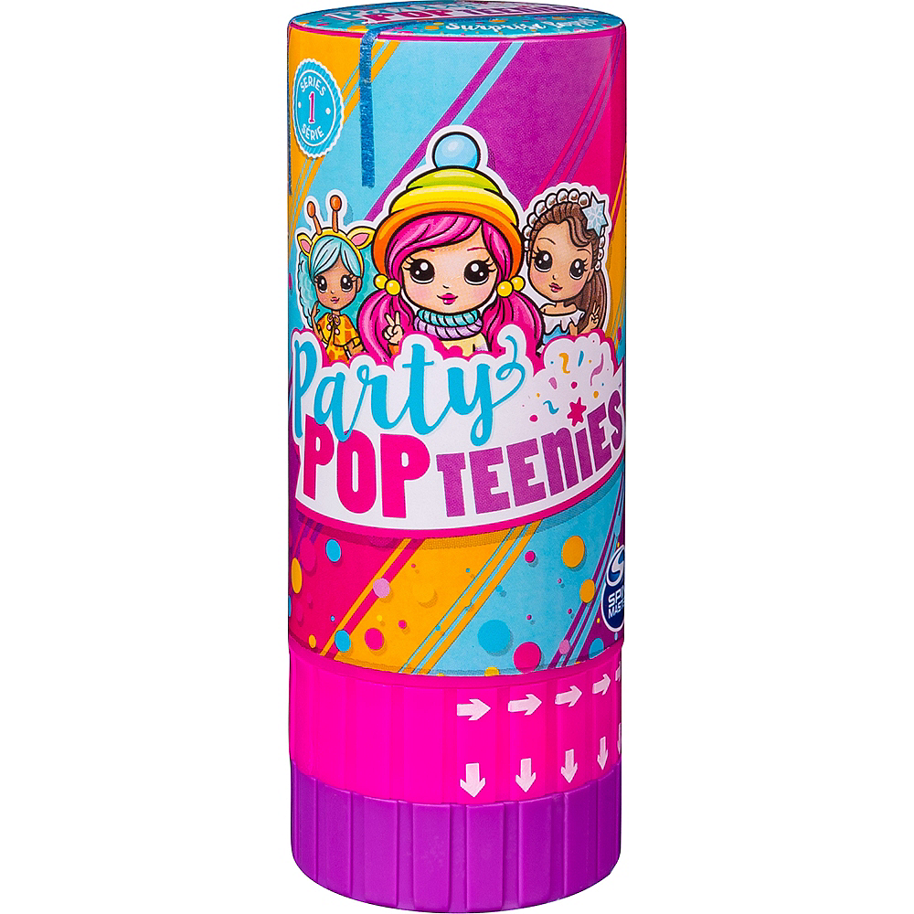 Party Popteenies Surprise Popper Image #1