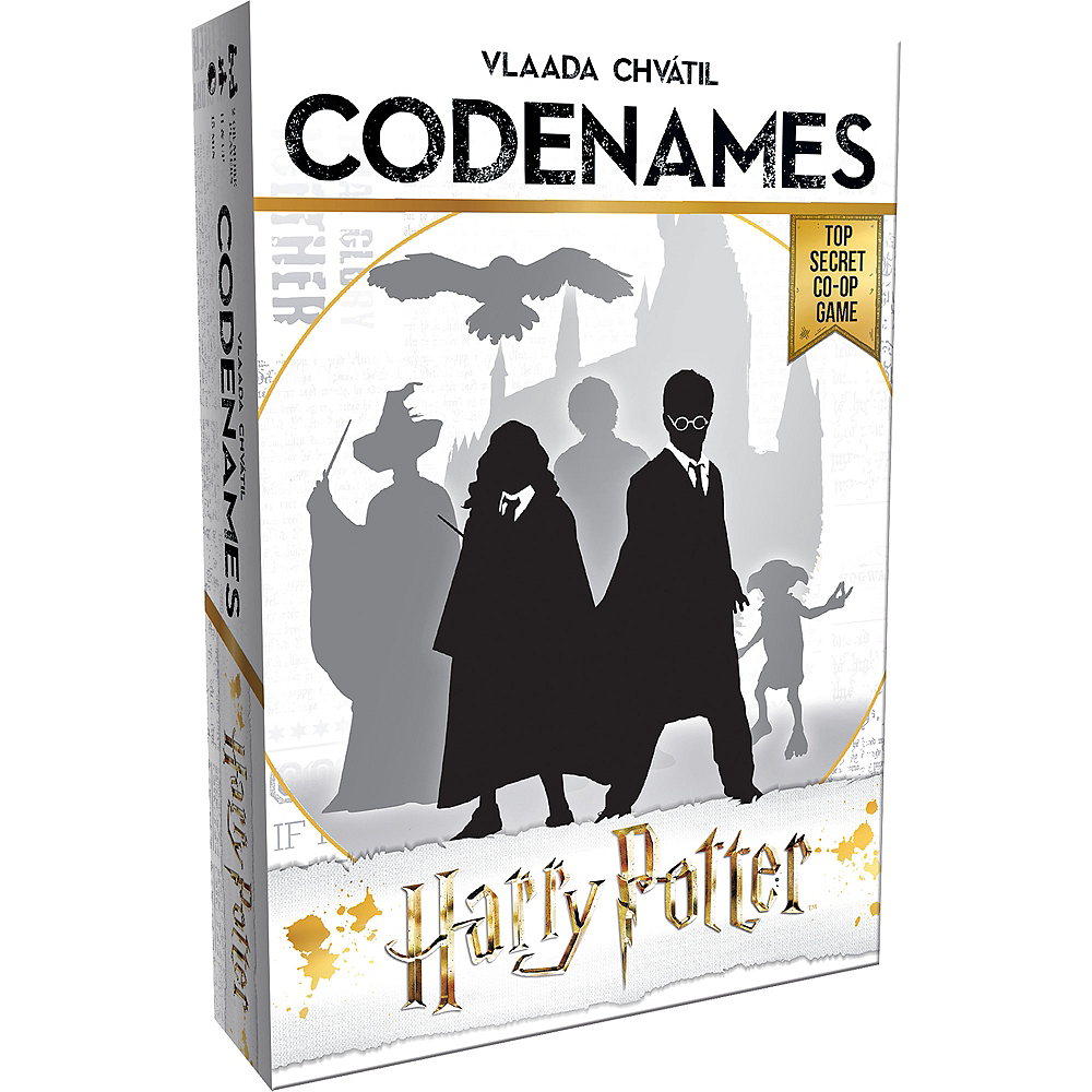 Codenames: Harry Potter | Party City