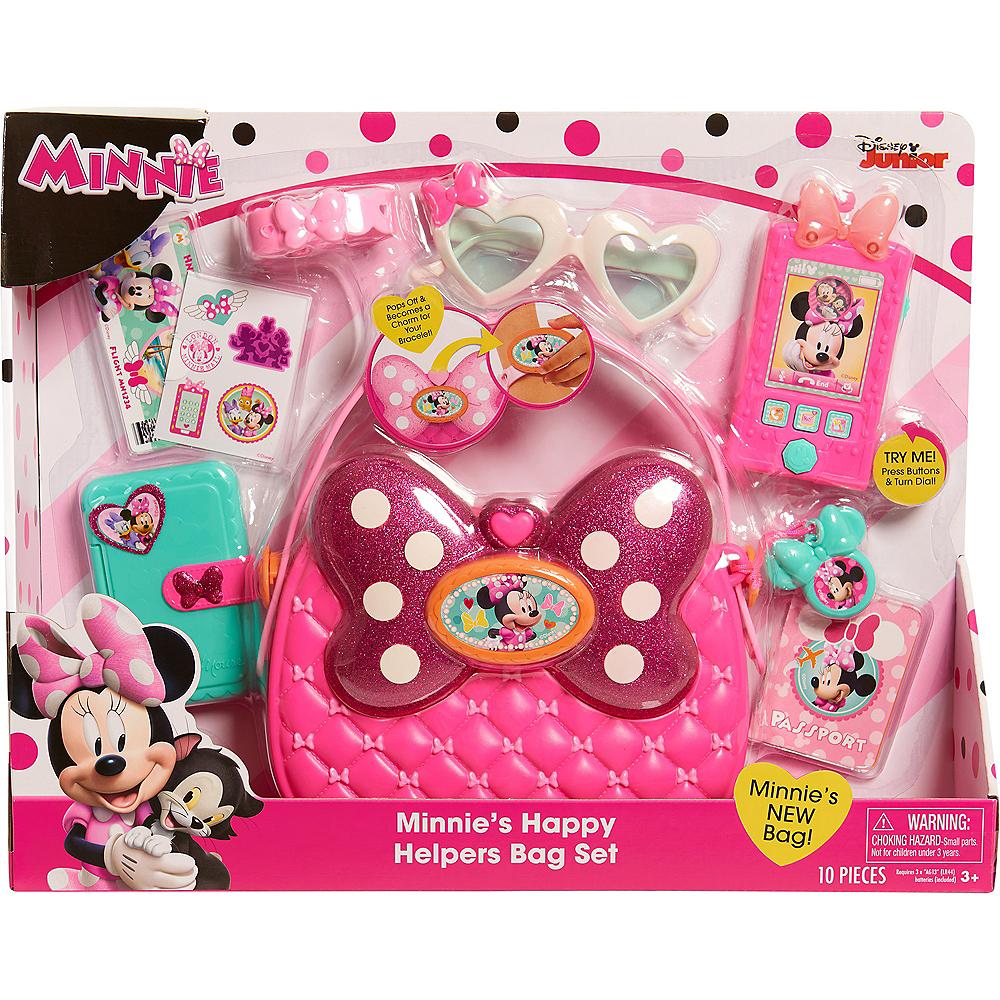 Minnie Happy Helpers Bag Set Image #1