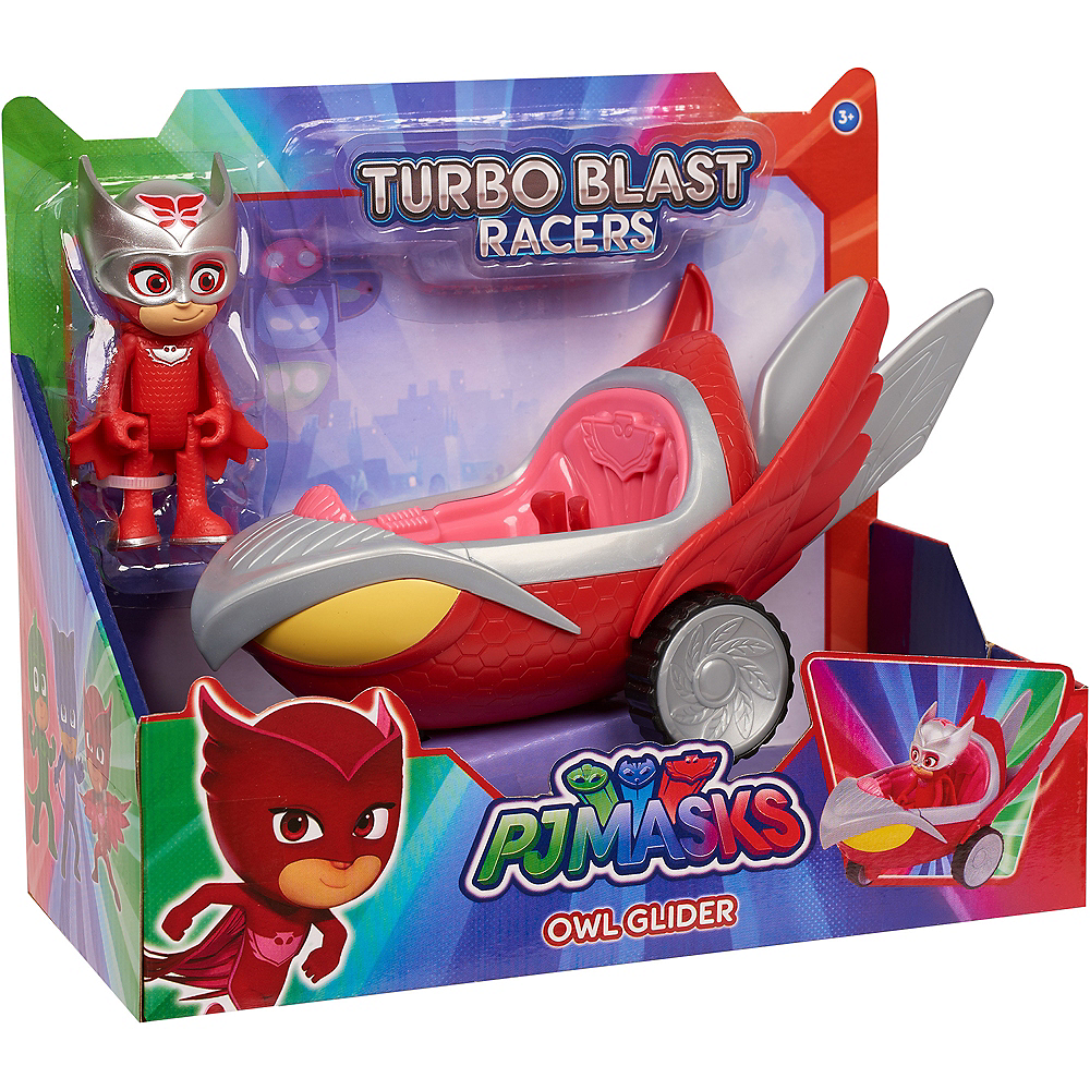 Nav Item for PJ Masks Turbo Blasters Owlette Image #1