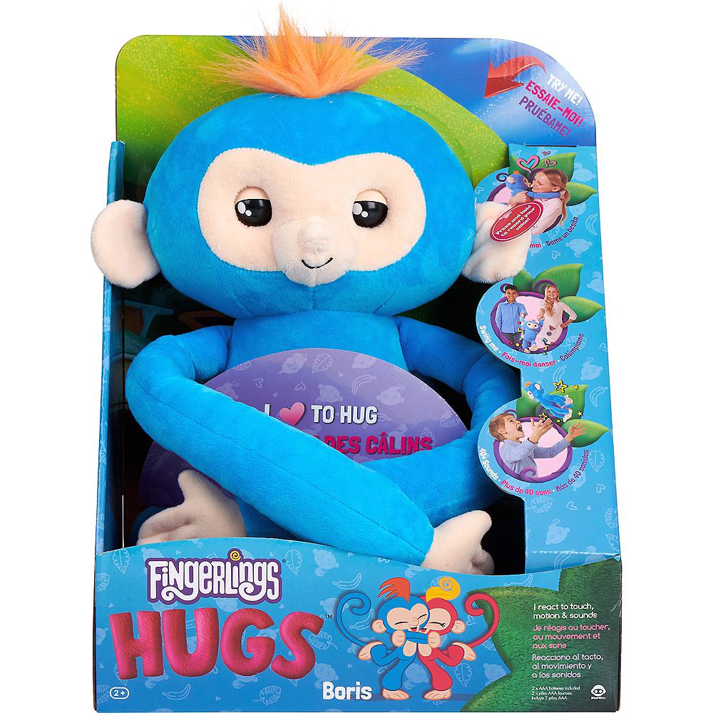 Fingerlings Hugs Boris Image #1