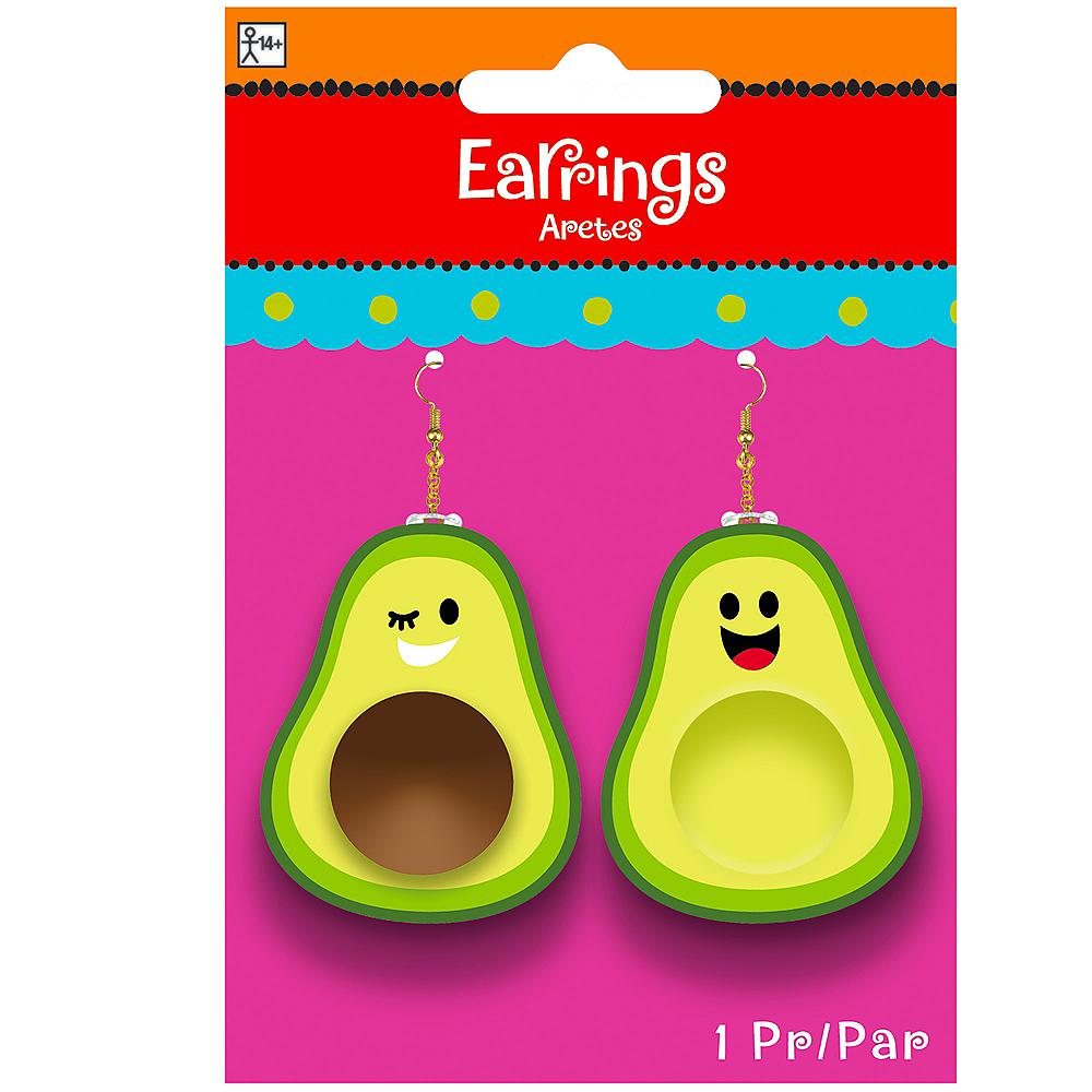 Avocado Earrings Image #2