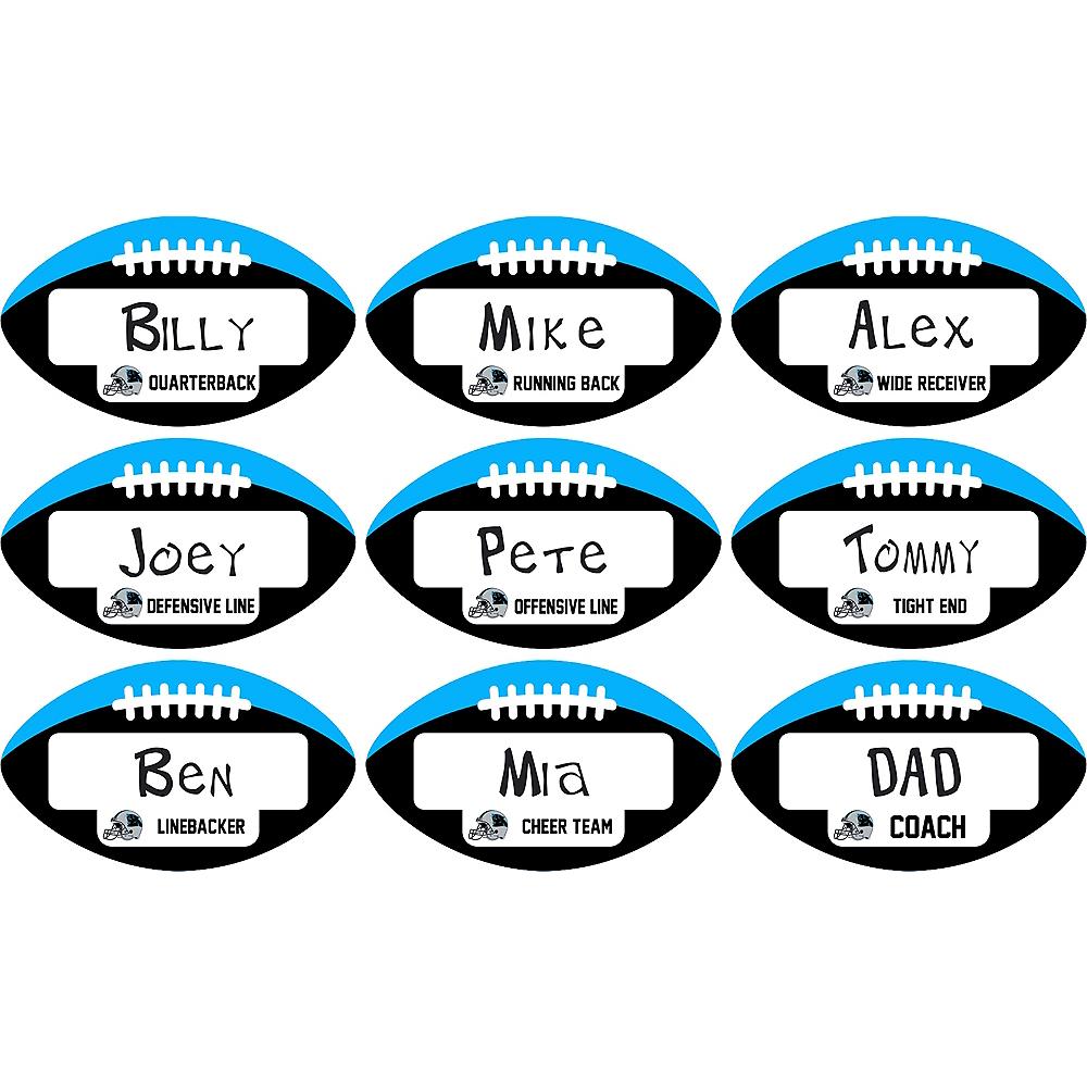 Carolina Panthers Place Cards 9ct Image #1
