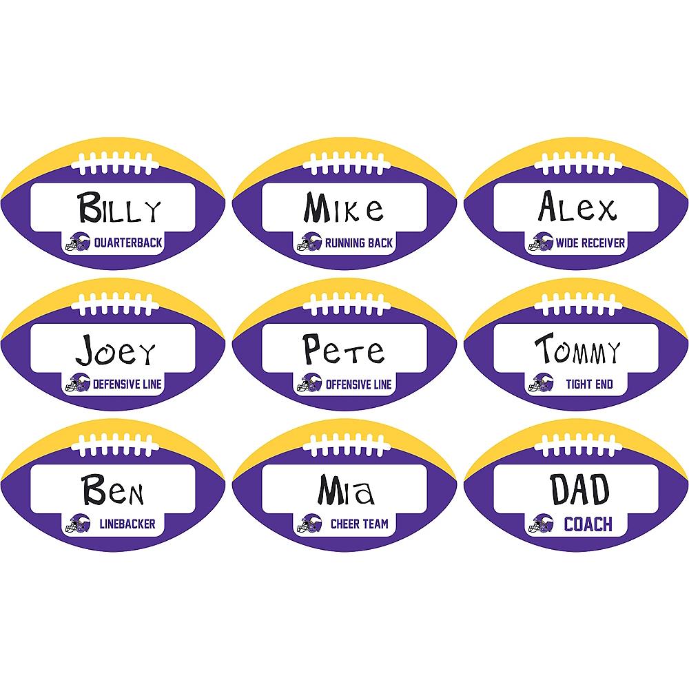 Minnesota Vikings Place Cards 9ct Image #1