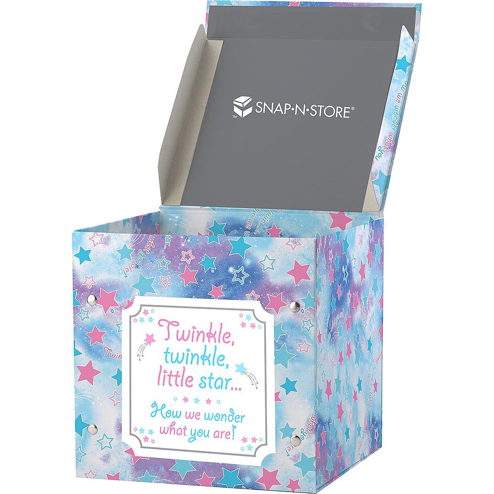 Twinkle Twinkle Gender Reveal Box Image #1