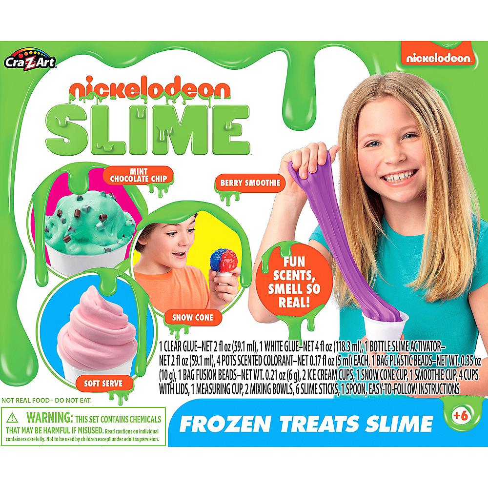Frozen Treats Nickelodeon Slime Kit Image #1