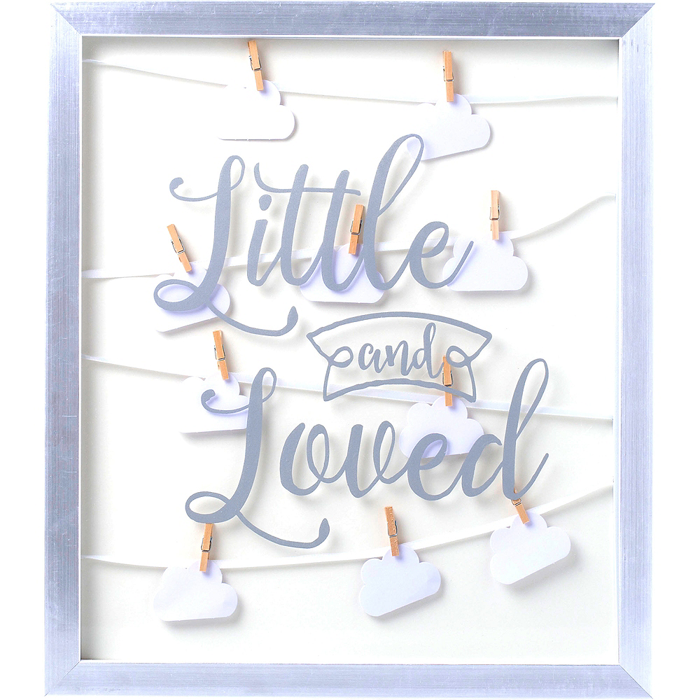 Little & Loved Wish Frame 62pc Image #1