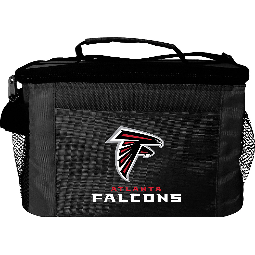 Nav Item for Atlanta Falcons 6-Pack Cooler Bag Image #1