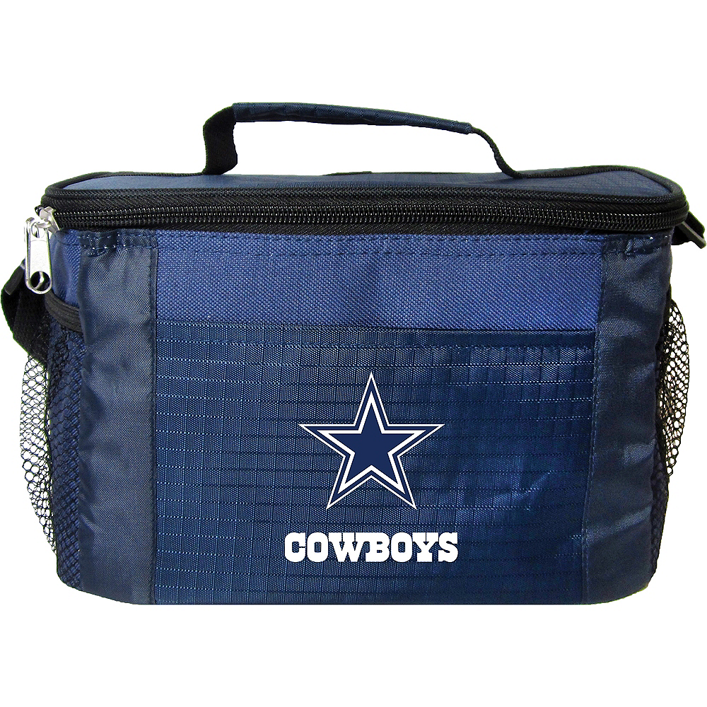 Dallas Cowboys 6 Pack Cooler Bag Image 1