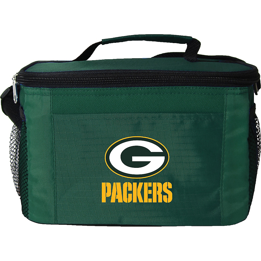 Green Bay Packers 6-Pack Cooler Bag Image #1