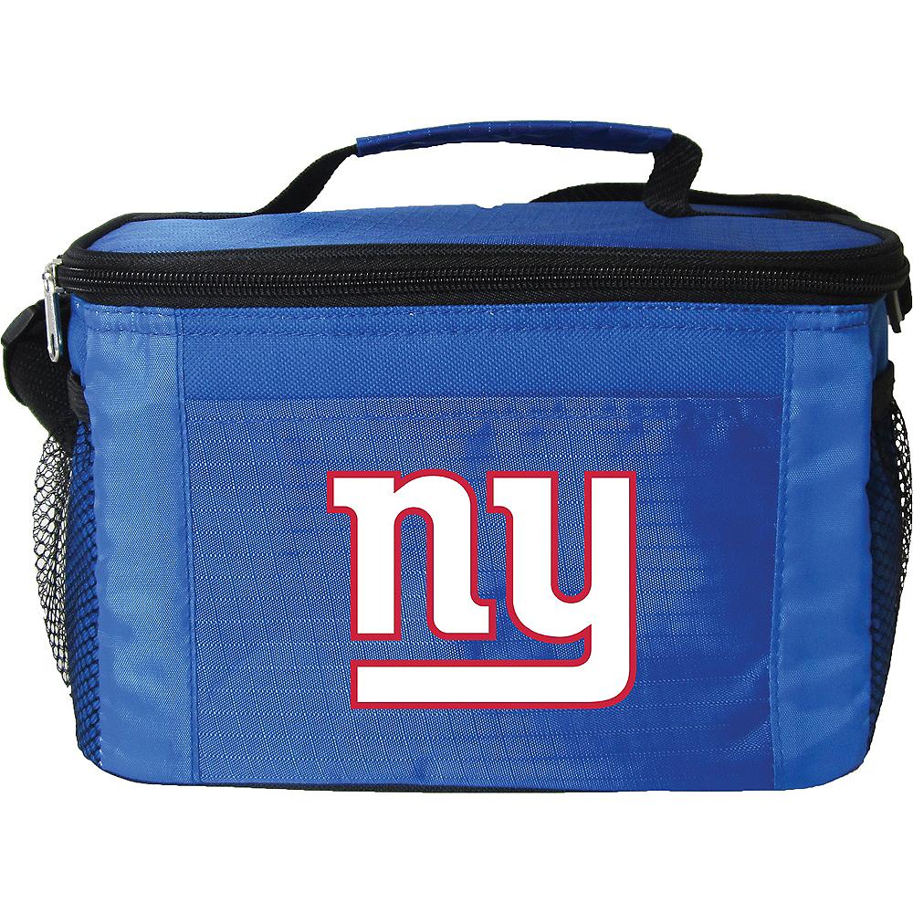 New York Giants 6-Pack Cooler Bag Image #1