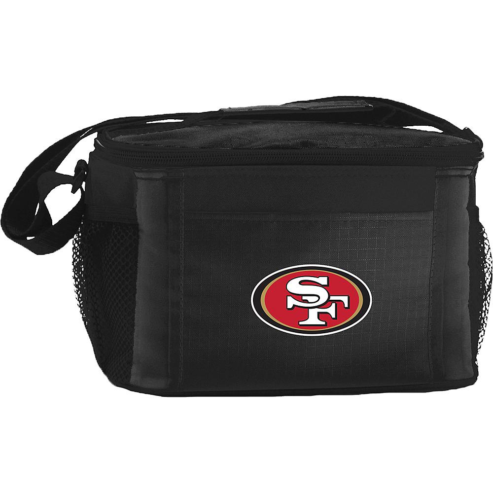 San Francisco 49ers 6-Pack Cooler Bag Image #1