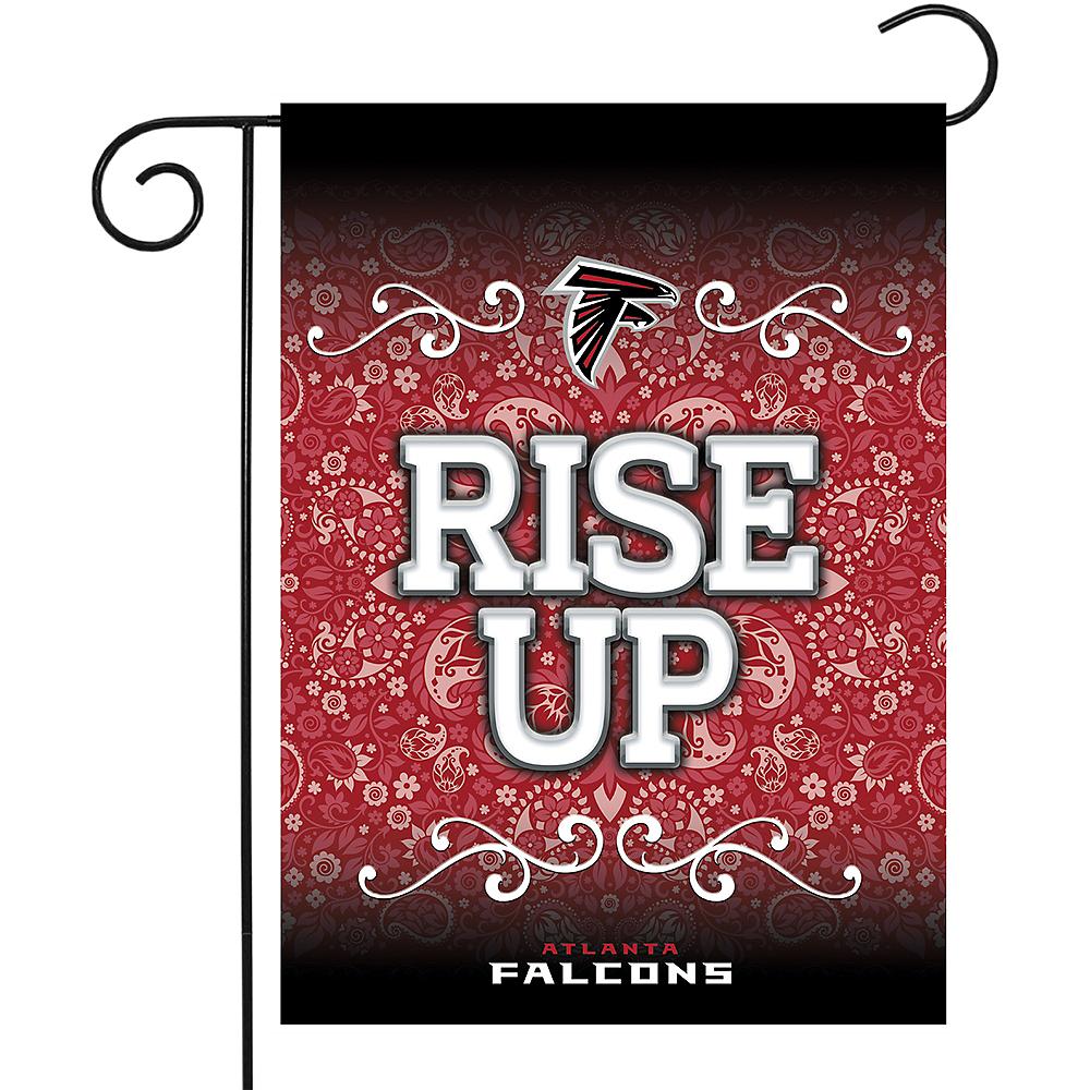 Atlanta Falcons Garden Flag Image #1